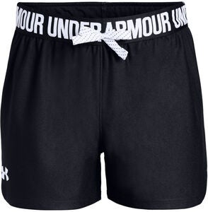 Under Armour Play Up Shortsit, Black