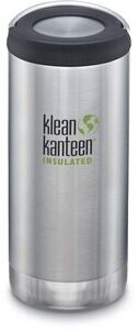 Klean Kanteen TKWide Wide Loop Cap Termosmuki 946 ml, Brushed Stainless