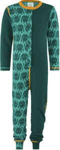 Vossatassar Monsterull Jumpsuit, Green
