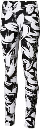 Puma Alpha Leggingsit, Black