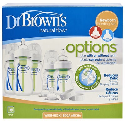 Dr. Browns Options Wideneck Tuttipullosetti