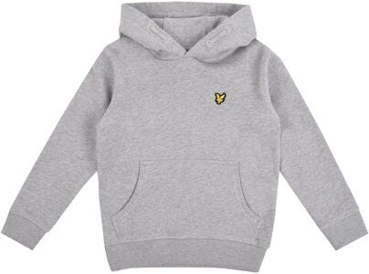 Lyle & Scott Junior Classic OTH Huppari, Fleece Vintage Grey Heather