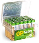 GP Super Alkaline AAA 24A LR03 24-pack