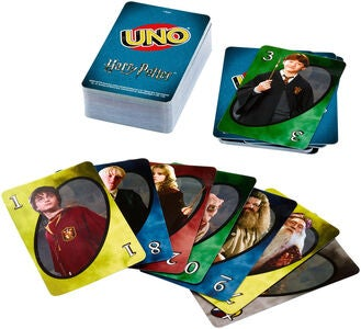 UNO Harry Potter Peli