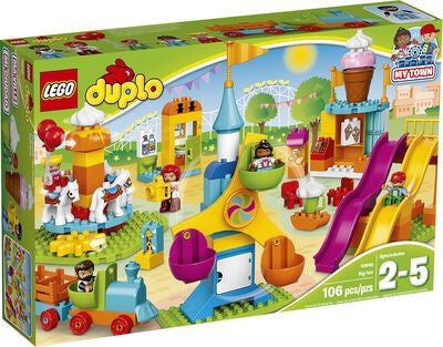 Osta Lego Duplo Town 10840 Iso Tivoli Jollyroom