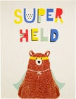 Associated Weavers Super Hero Bear Matto