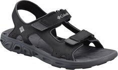 Columbia Children's Techsun Sandaalit, Black/Grey