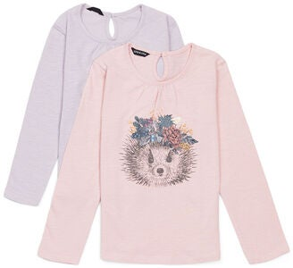 Luca & Lola Martina Pusero 2-pack, Light Pink