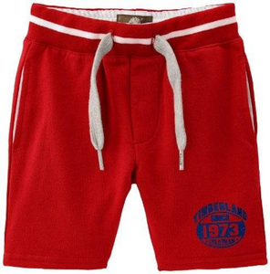 Timberland Bermuda Shortsit, Bright Red