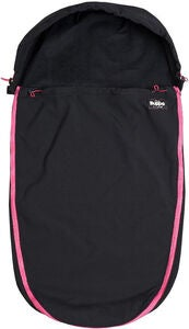 The Buppa Brand Softshell Lämpöpussi, Black Pink