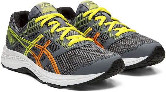 Asics Contend 5 GS Lenkkarit, Metropolis/Shocking Orange