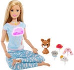 Barbie Wellness Nukke Meditation