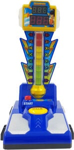 Arcade Games Peli Hammer King