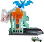 Hot Wheels City Leikkisetti Bat Blitz Hospital Attack