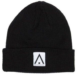 Wearcolour Y Beanie Pipo, Black