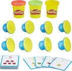 Play-Doh Shape And Learn Numerot ja Laskeminen