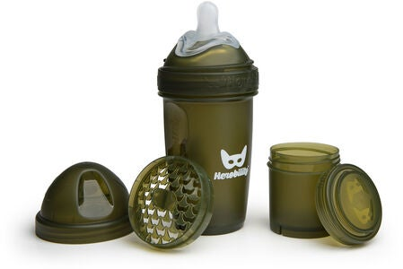 Herobility Baby Bottle Tuttipullo 240 ml, Army Green