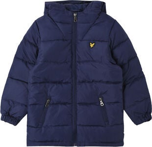 Lyle & Scott Junior Down Untuvatakki, Navy Blazer
