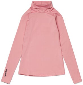 Hyperfied Running Turtle Sweater, Blush