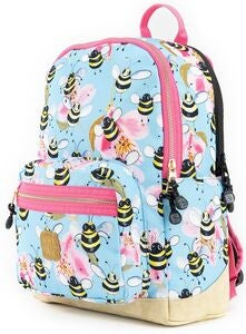 Pick & Pack Reppu Bee, Sky Blue