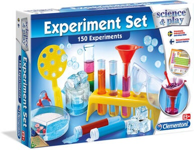 Clementoni Science & Play 150 Koetta