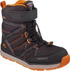 Viking Skomo GTX JR Kengät, Black/Rust