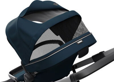 Thule Sleek Lastenrattaat, Navy blue