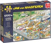 Jumbo Palapeli Jan van Haasteren The Locks 1000