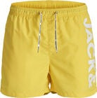 Jack & Jones Cali Uimahousut, Vibrant Yellow