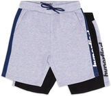 Hyperfied Turn Shortsit, Black/Grey Melange