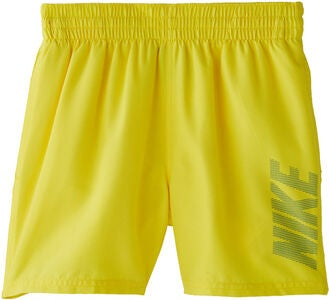 Nike Swim Logo Solid Uimahousut, Opti Yellow