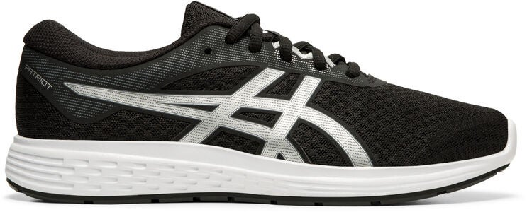 Asics Patriot 11 GS Lenkkarit, Black/Silver