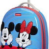 Samsonite Disney Spinner Matkalaukku 20.5L, Minnie/Mickey Stripes