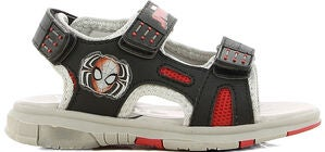 Marvel Spider-Man Sandaalit, Black/Orange