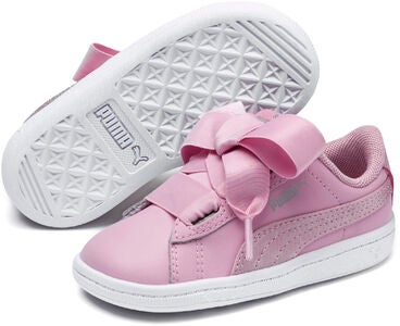 Puma Vikky Ribbon Satin AC PS Tennarit, Pink