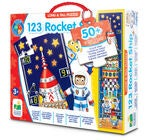 The Learning Journey Palapeli Long And Tall 123 Rocket Ship