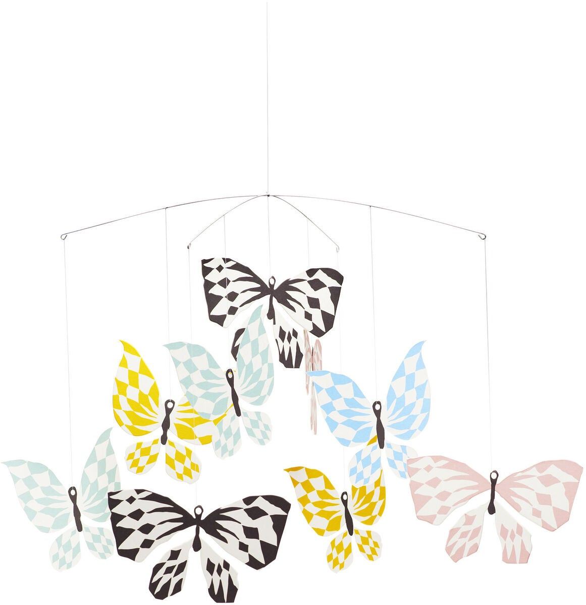 Littlephant Mobile Butterfly