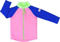 ImseVimse UV-paita, Pink/Blue/Green