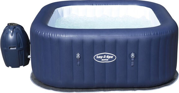 Bestway Lay-Z-Spa Pool Hawaii AirJet