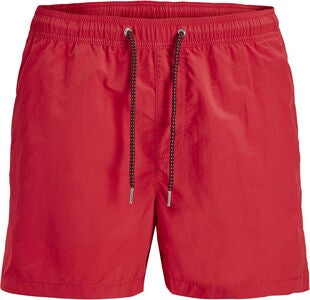 Jack & Jones Sunset Uimahousut, Mars Red