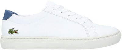 Lacoste L.12.12 318 Kengät, White/Dark Blue