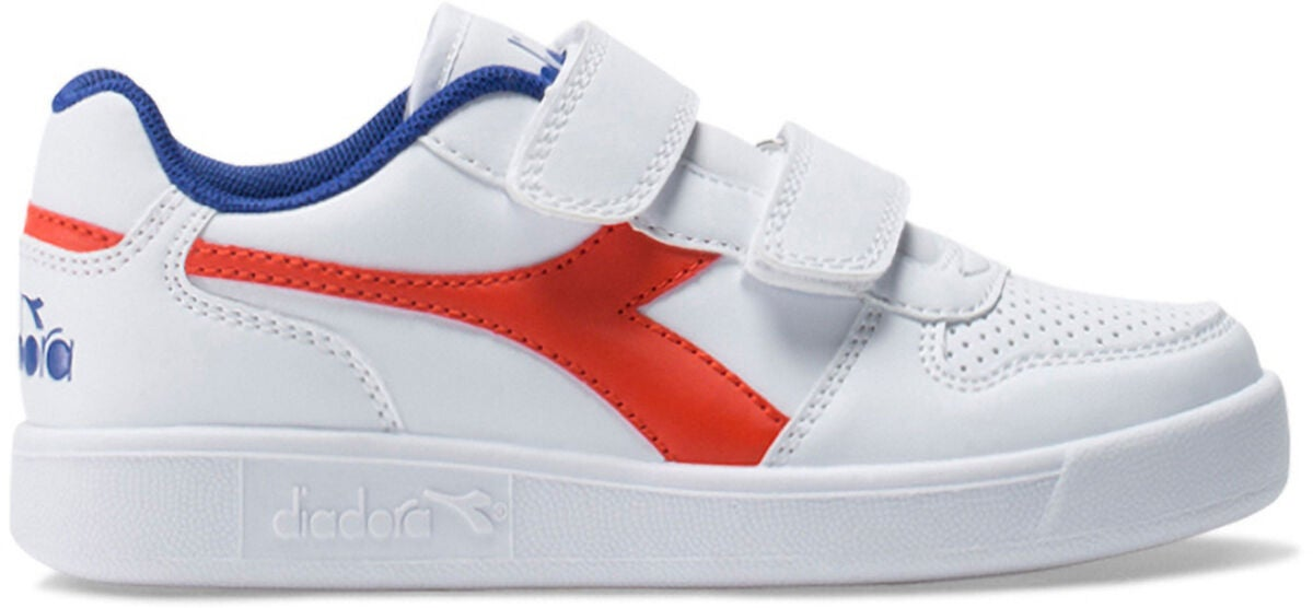 Diadora Playground PS Tennarit, Red Medlar