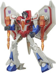 Transformers Cyberverse Warrior Figuuri Starscream