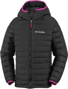 Columbia Powder Lite Talvitakki, Black