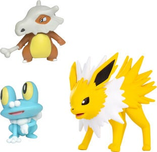 Pokémon Battle Figuurisetti 2