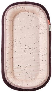 Done By Deer Unipesä Cozy Plus Dreamy Dots, Powder