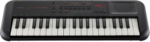 Yamaha PSS-A50 Keyboard Mini, Musta