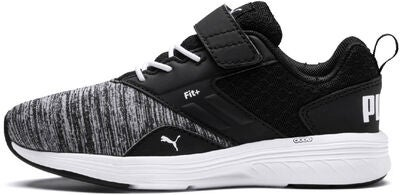 Puma Comet V PS Tennarit, White/Black