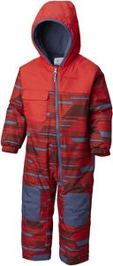 Columbia Hot-Tot Haalari, Red Spark Geo Print