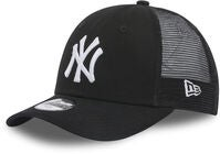New Era Kids MLB 9Forty Kids Mesh Lippalakki, Black/White